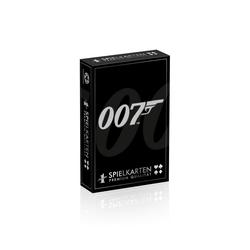 Winning Moves Spiel, Kartenspiel Number 1 Spielkarten James Bond, inkl. 2 Joker