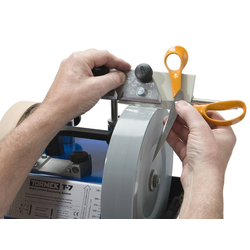 Vorrichtung für Scheren SVX 150