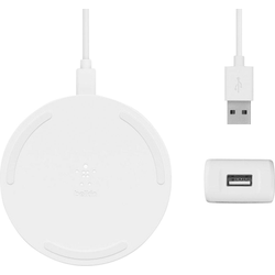 Belkin Wireless Charging Pad mit Micro-USB Kabel & NT Wireless Charger