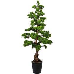 Kunstbonsai Bonsai Kiefer Bonsai Kiefer, Creativ green, Höhe 140 cm