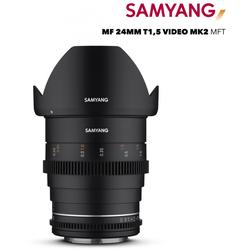 Samyang MF 24mm T1,5 VDSLR MK2 MFT