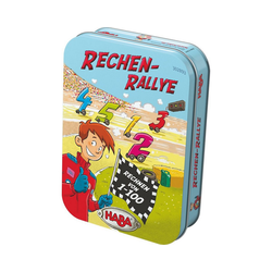 Haba Lernspielzeug HABA 302893 Dosenspiel - Rechen-Rallye