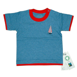 EBI & EBI Fairtrade T-Shirt denim