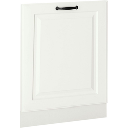 wiho Küchen Möbelblende Erla, 60 cm breit, für vollintegrierbaren Geschirrspüler weiß