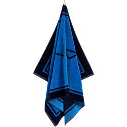 Gant Strandtuch Gant (1-St), aus 100% Baumwolle blau