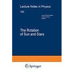 The Rotation of Sun and Stars - Buch