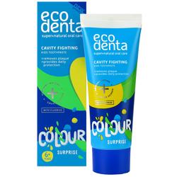 Ecodenta Zahnpasta Colour Surprise Cavity 75 ml