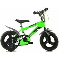 DINO BIKES Mountainbike 12 Zoll RH 21 cm grün