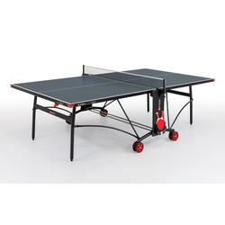 "Sponeta Outdoor-Tischtennisplatte ""S 3-80 e"" (S3 Line),  wetterfest,grau,"
