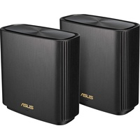 Asus ZenWiFi AX XT8 Tri-Band Router schwarz 2 St.