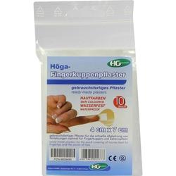 Hoega-Fingerkuppen Pflaster 4x7cm