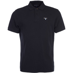 Barbour - Sports Polo Black - Poloshirts - Größe: L