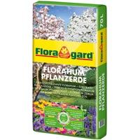 Floragard Florahum Pflanzerde 70 l