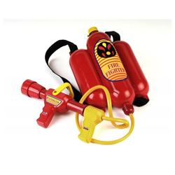 Klein Spiel, - Feuerwehrspritze - rot