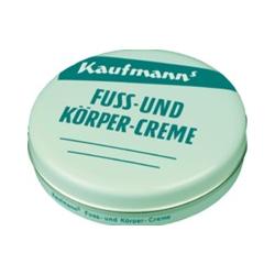 Kaufmanns FUSS- UND KÖRPER-CREME