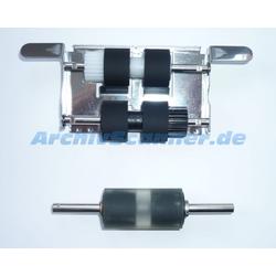 Roller Exchange Kit für Bell + Howell Truper 3200, 3600