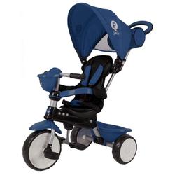 QPlay Dreirad QPlay Dreirad Komfort 4 in 1 - Jungen und Mädchen blau