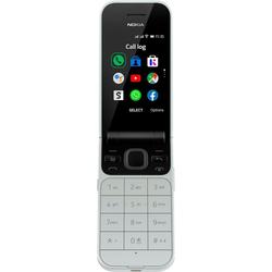 Nokia 2720 Klapphandy (7,1 cm/2,8 Zoll, 4 GB Speicherplatz, 2 MP Kamera) grau
