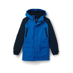 Wasserdichter Parka SQUALL - 152/164 - Blau