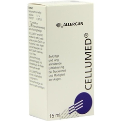 CELLUMED Augentropfen 15 ml