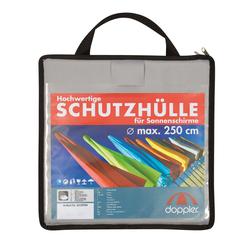 """Doppler Schirmhülle für Sonnenschirme """"Profi Line"""" inkl. Tragetasche,,für Sonnenschirme bis 250 cm"""