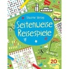 Seitenweise Reisespiele - Neu 2020 Kinderbücher - weiß