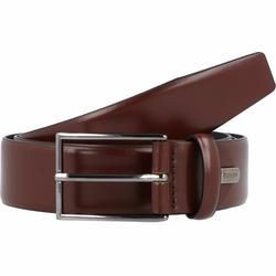 Lloyd Men's Belts Gürtel Leder rotbraun 110 cm