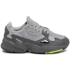 adidas Falcon grey four/grey two/hi-res yellow 38