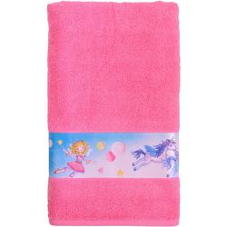 Badetuch Lillifee, Prinzessin Lillifee rosa Badetücher Handtücher
