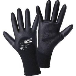 Worky L+D MICRO black 1152 Nylon Arbeitshandschuh Größe (Handschuhe): 8, M EN 388 CAT II 1 Paar