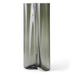 Aer Vase Smoke 49 cm  Menu