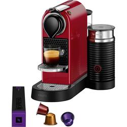Nespresso Kapselmaschine XN7615 New CitiZ & milk, mit Aeroccino Milchaufschäumer