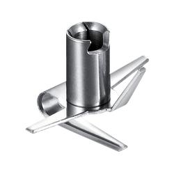 ESGE 7030 Messer für Allesschneider Silber