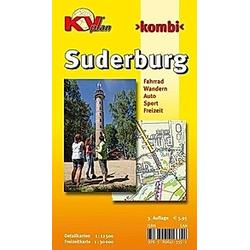 KVplan Kombi Suderburg - Buch