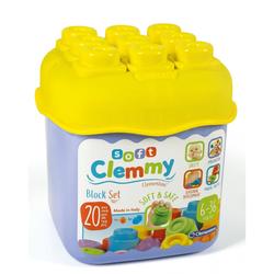 Clementoni Clemmy Bausteine, Sortiert
