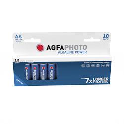 AgfaPhoto AA Batterie (10 Stück)