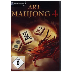 Art Mahjong 4. Für Windows 7/8/10