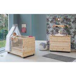 Schardt 2-tlg. Babyzimmer Zirbenholz
