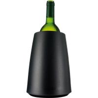 Vacu Vin Elegant Weinkühler schwarz