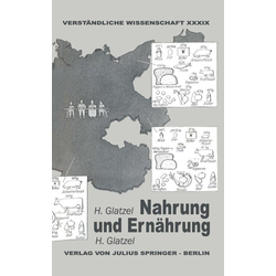 Nahrung und Ernährung: eBook von Hans Glatzel