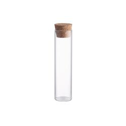 BUTLERS SHOWROOM Reagenzglas mit Kork 3x