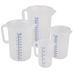 APS Messbecher mit Maßskalierung 0,5 Liter