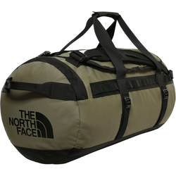 The North Face Reisetasche BASE CAMP DUFFLE grün