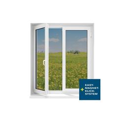 Hoberg Fenster-Moskitonetz 150 x 130 cm