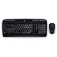 MK330 Wireless Combo Keyboard BE Set