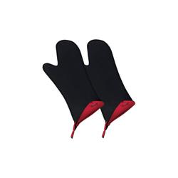 Spring Topfhandschuhe Handschuh lang, 2er-Set SPRING GRIPS rot
