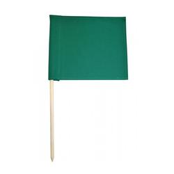 KR-FAHNE, GRÜN (Farbe: Grün)