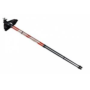 Skike Pole4/One4Tour Traveller 3teiliger Stock 100% Carbon, 145-175 cm