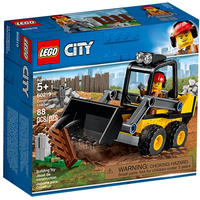 Lego City Frontlader 60219
