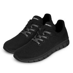 Giesswein Merino Runner schwarz Sneaker Herren